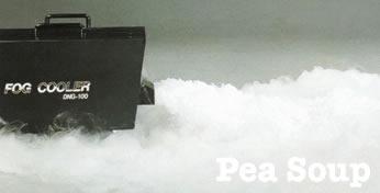 Heavy fog machine