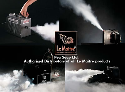 pea soup smoke machine manual