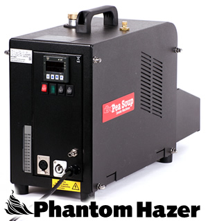 pea soup phantom hazer manual