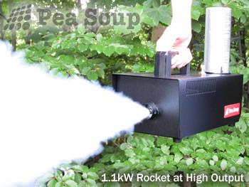 Portable Smoke Generator