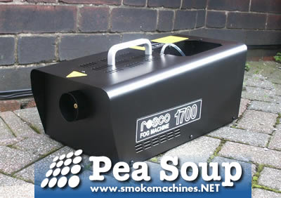 rosco alpha 900 fog machine
