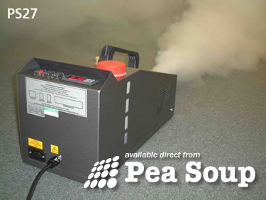 High Output Smoke Machine